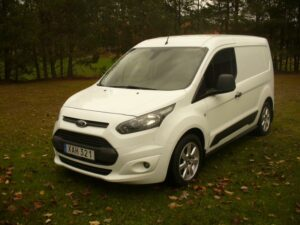 Ford Transit Connect 1,6 TDCI 95 hk